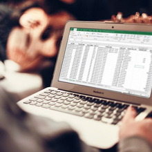 Do you track your wealth using Excel?  Here's something you'll love.