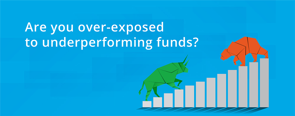 Underperforming Large Cap Equity Funds