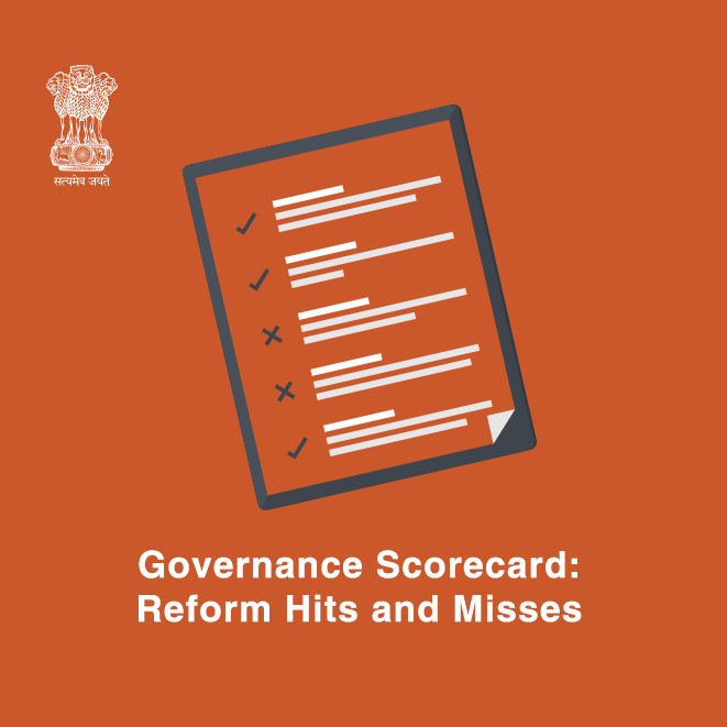 Governance Scorecard: Reform Hits and Misses