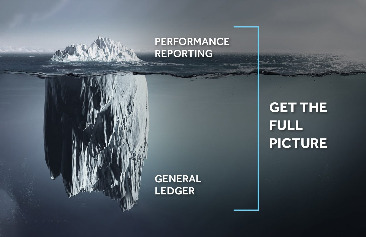 Iceberg complete picture family office software